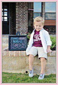 Twin Girl Pregnancy Announcement