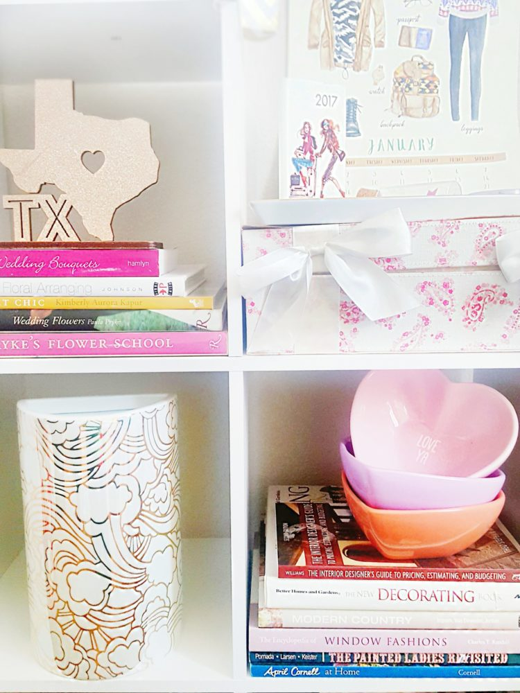 girlboss office makeover shelves 2017 calendar 2017 henri blendel planner