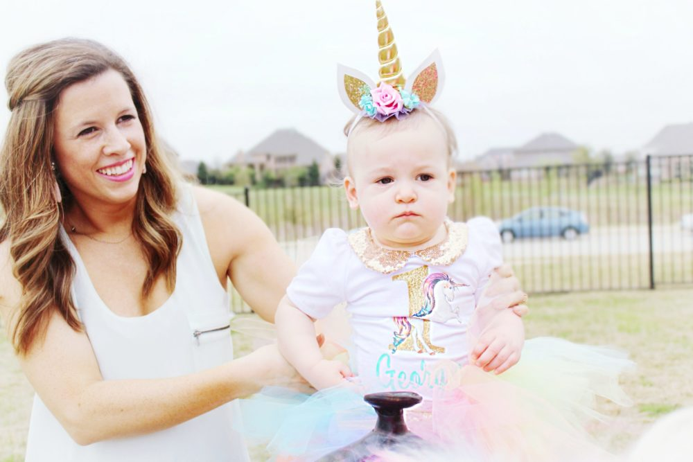 best unicorn first birthday party images outdoor unicorn party ideas first bday party ideas unicorn headband unicorn birthday outfit