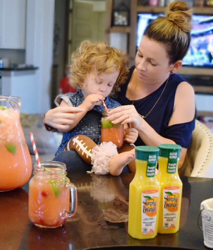 Simply Orange Sunrise Sonic Sunrise Copycat Recipe With Simply Orange Juice