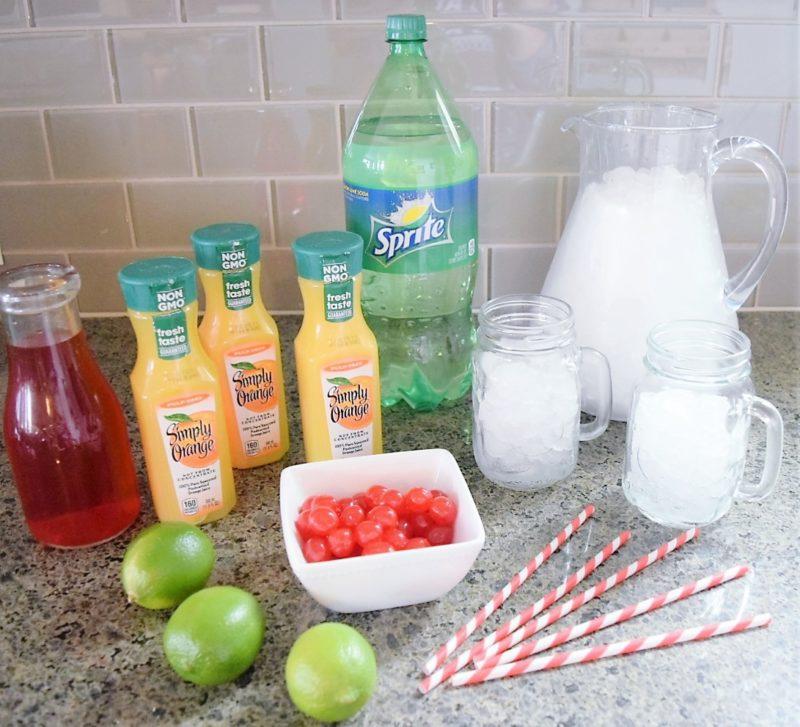 Simply Orange Sunrise Recipe Sonic Sunrise Secret Menu Drink Recipe