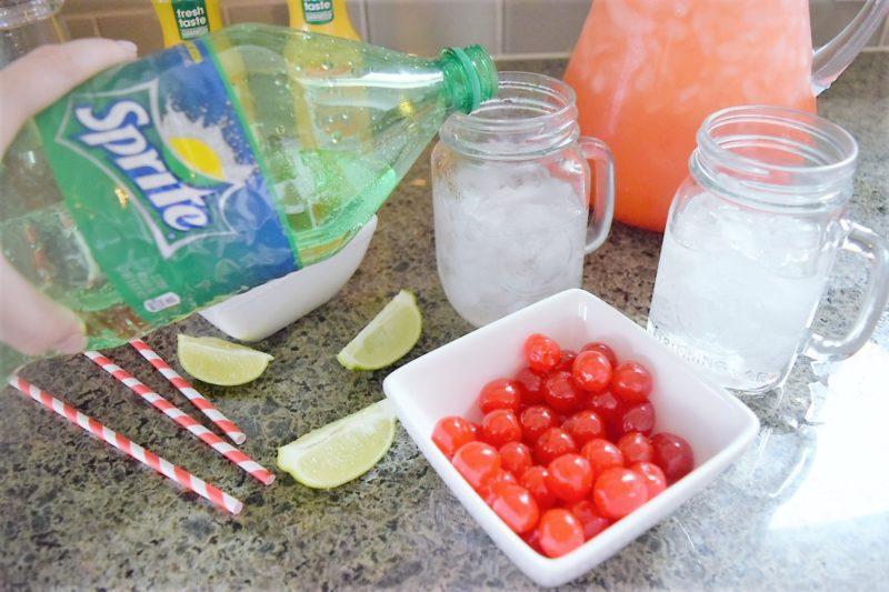 Sonic Sunrise Recipe Sonic Secret Menu Cherry Limeade Sunrise Drink Sprite Simply Orange