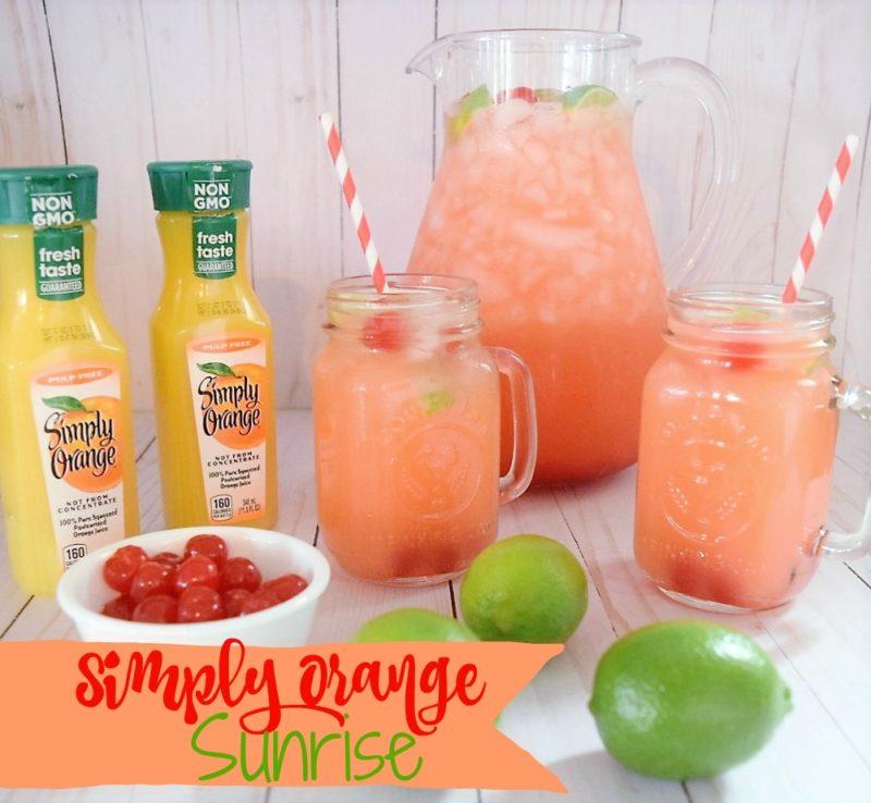 Simply Orange Sunrise Drink Recipe Sonic Sunrise Recipe Sonic Secret Menu