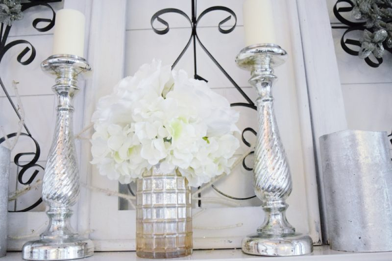 winter mantle ideas for after christmas decorating