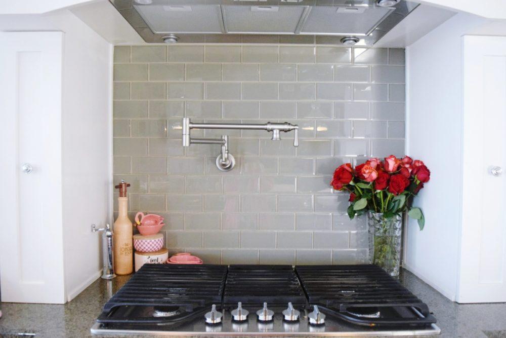 Polished chrome kitchen pot filler kitchen decor kitchen gadgets home decor house upgrades