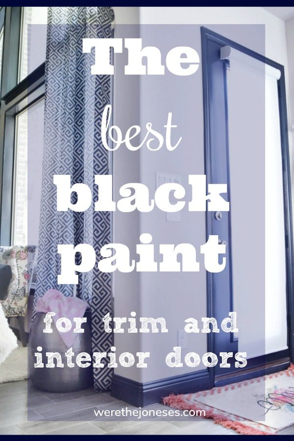 black trim black doors the best black paint for trim and interior doors