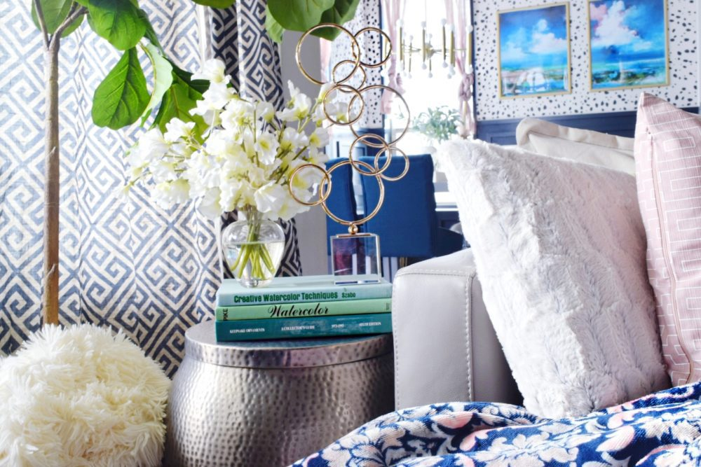 When to Splurge and When to Save How To Decor Shopping Tips Guide Colorful Decor Modern Coastal Decor Bright Whimiscal Decorating Ideas for Your Home