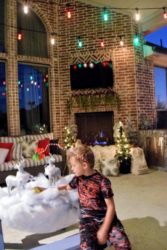Enbrighten Color Changing Lights Jasco Cafe Lights Jasco Landscape Lights Christmas Lights Outdoor Decor Patio String Lights Christmas Decorating