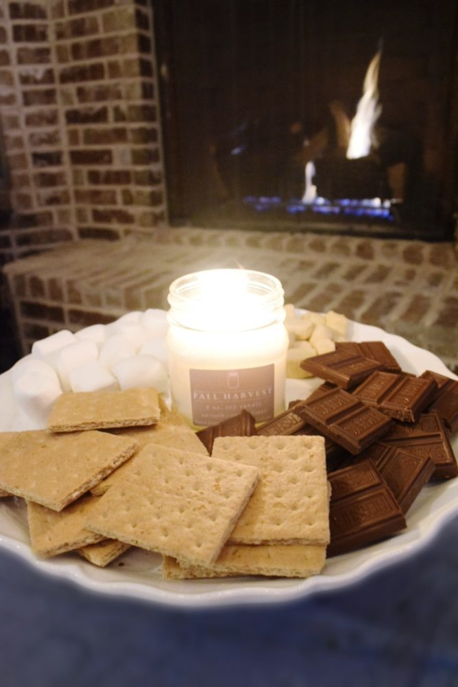 3 Fun Ways to Light Up Your Backyard This Season Enbrighten Color Changing Cafe Lights Family Smores Night Outdoor String Lights