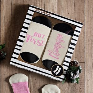 Best Girlfriend Gift Ideas Rose All Day Gift Collection Teacher Gifts Wine Lover Gifts But First Champagne Word Socks