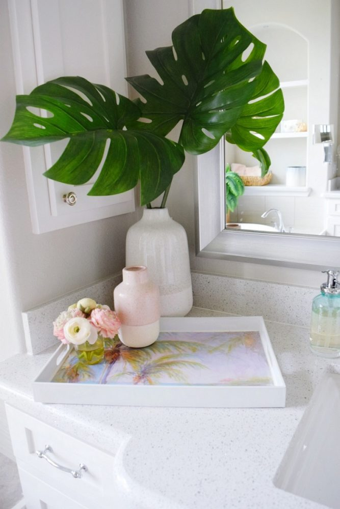 Master Bathroom Tropical Coastal Decor Ideas Fresh Modern Master Bath Decorating Ideas On a Budget