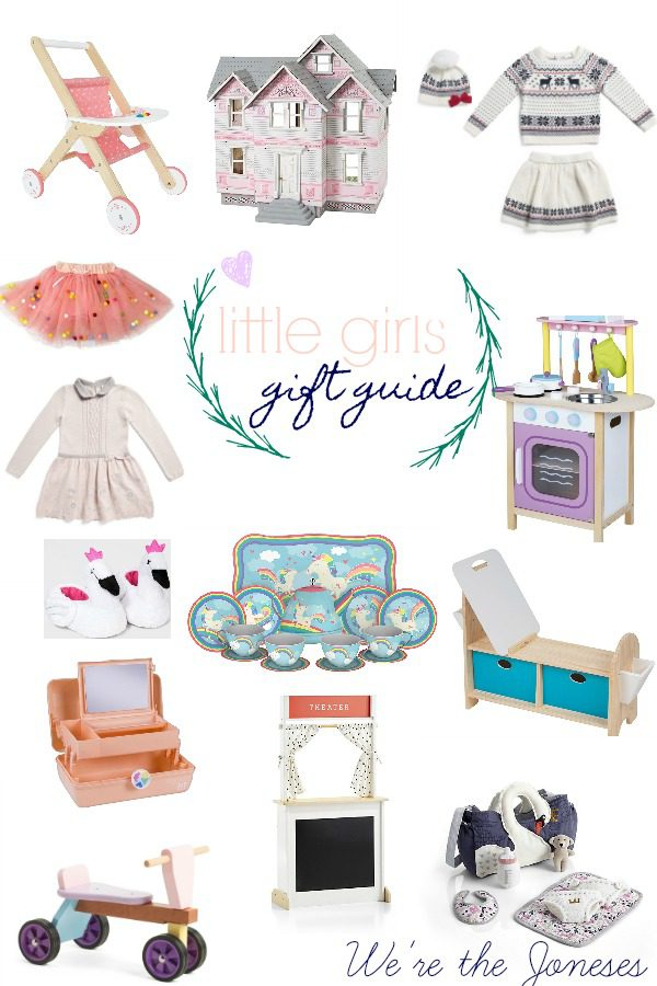 little girls gift guide holiday gifts christmas gifts for young girls werethejoneses.com