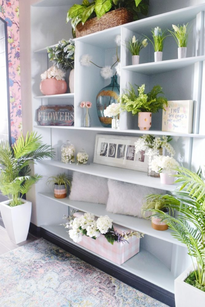colorful modern coastal spring foyer decor easy spring entryway decor ideas