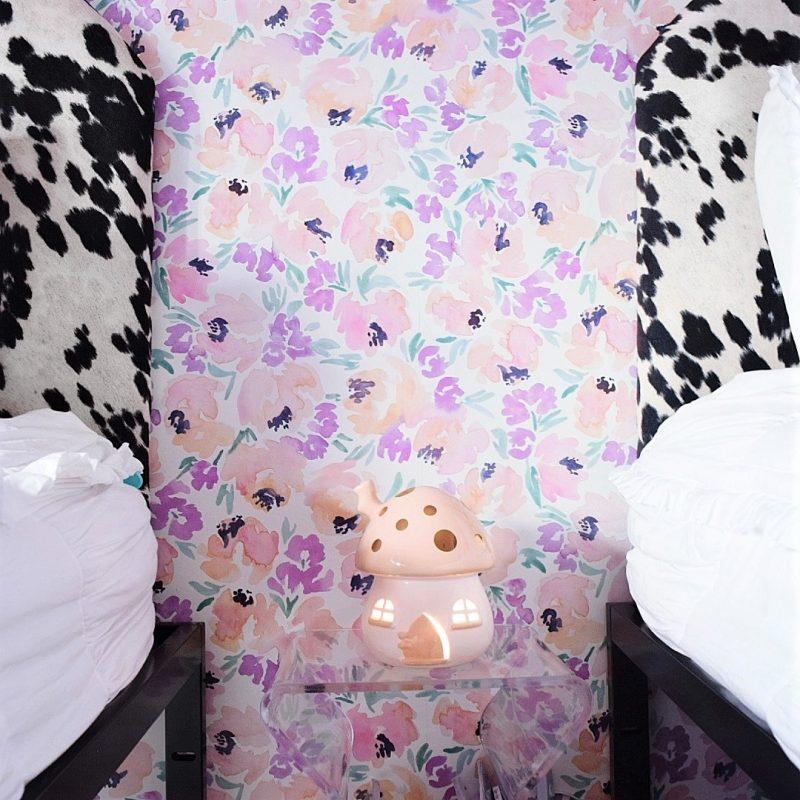 caitlin wilson wallpaper in little girls room