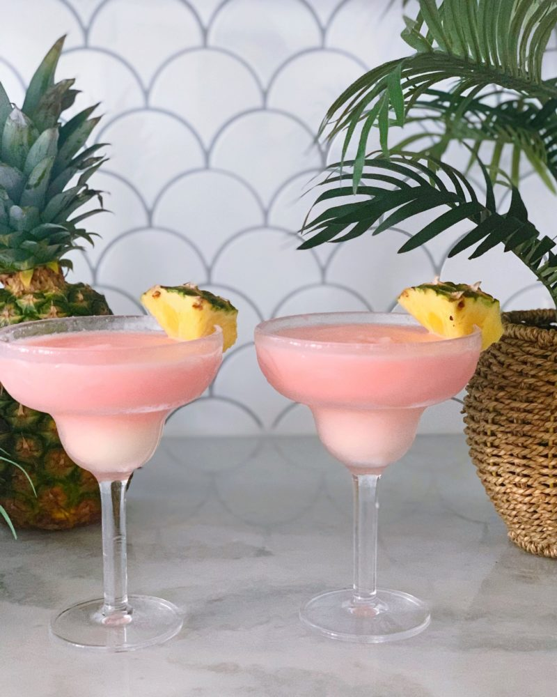 tropical drinks with vodka island drink recipes chi chi drink cocktail made with vodka, cream of coconut, pineapple, and grenadine