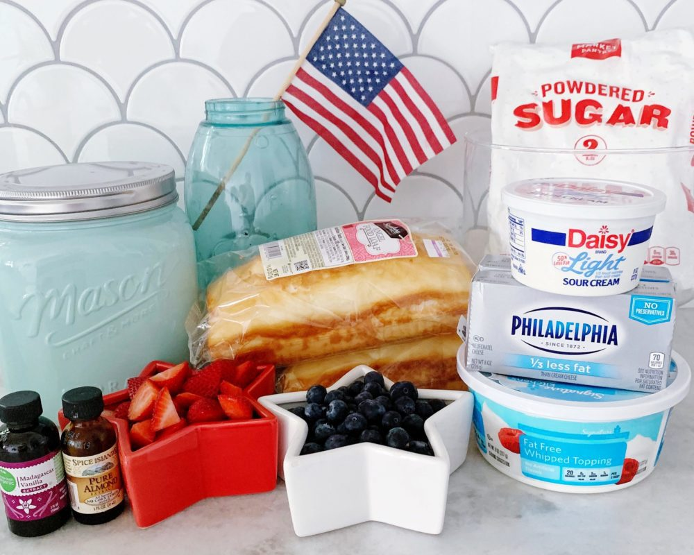 Berry Trifle Recipe Ingredients Easy 4th of July Desserts