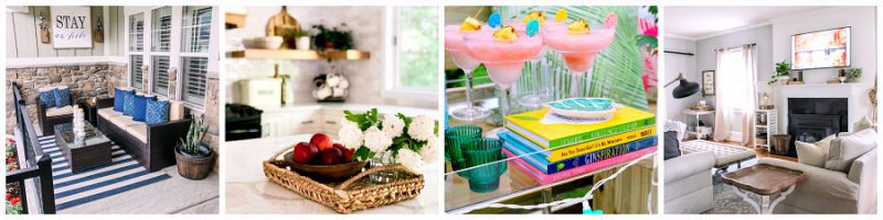 7+ Easy Summer Styling Decorating Ideas