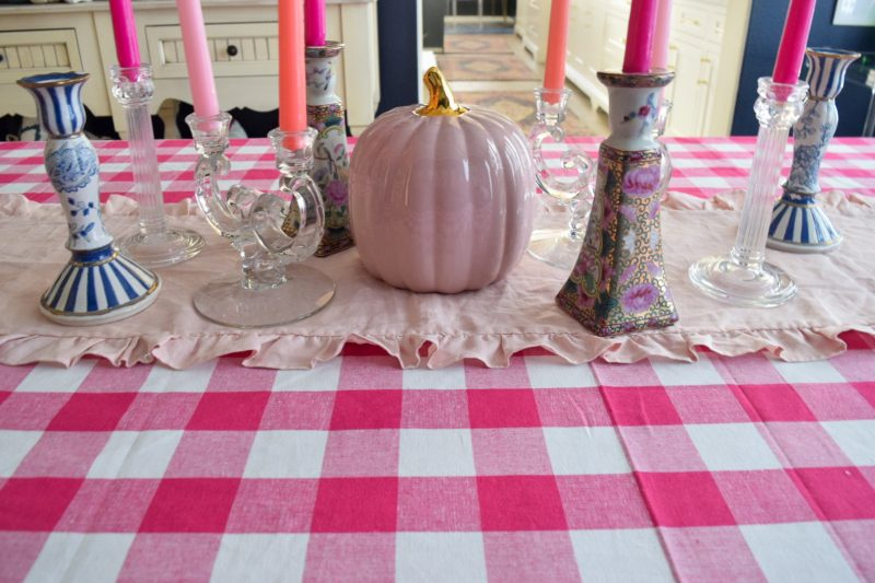 fall tablescape decor ideas how to create a beautiful fall table in 3 simple steps easy how to guide and video tutorial