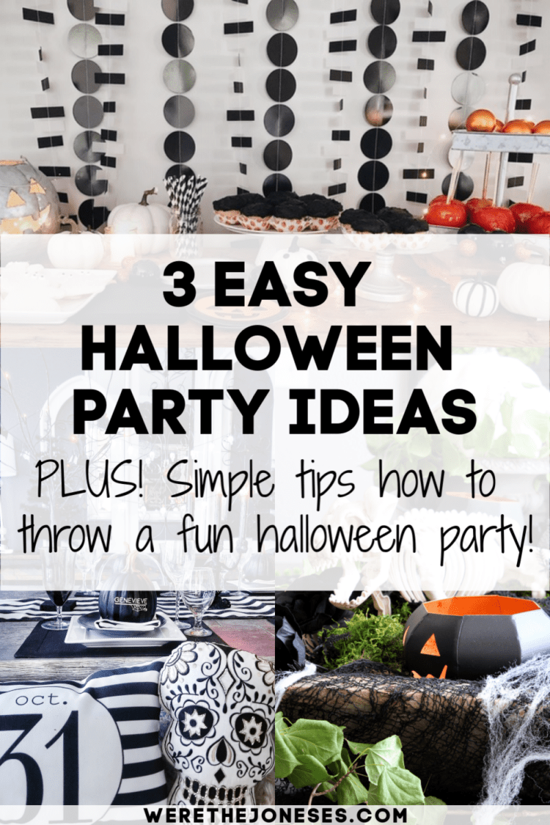 halloween party inspiration for your next halloween party!