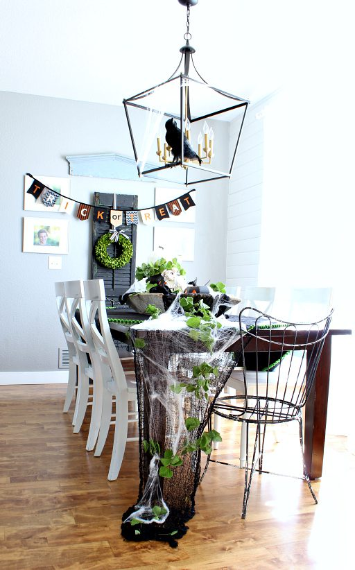 halloween table decor for halloween party at your home