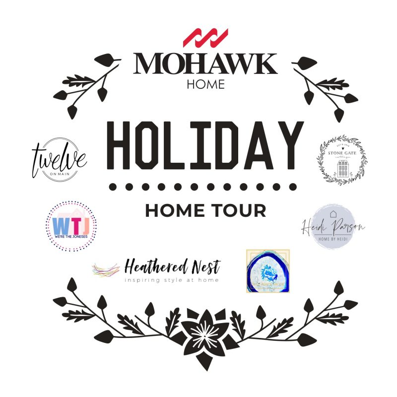 mohawk rugs holiday home tour
