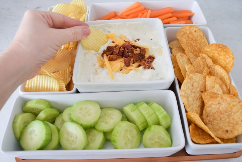 ranch dip recipe with ranch packet best appetizer recipes ever