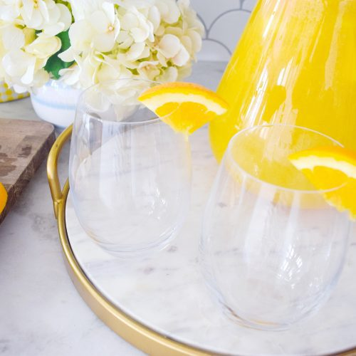 How to make the perfect mimosa Mimosa recipe pitcher