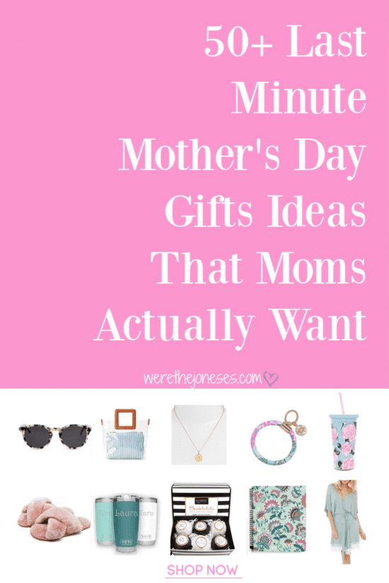 mothers day gift ideas for every mom in your life