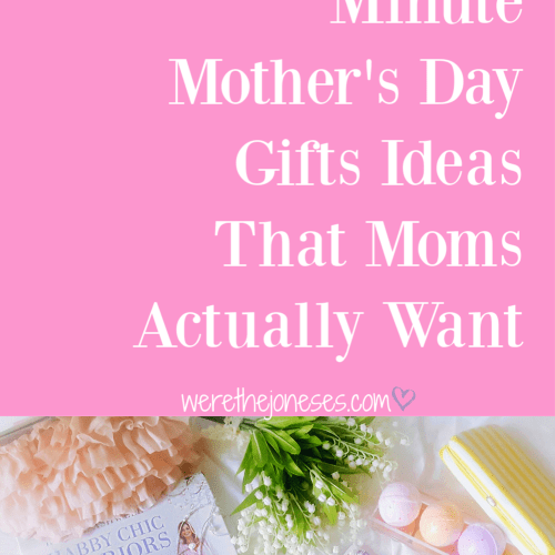 The Ultimate Mother's Day Gift Guide - Gift Ideas That Moms Actually Want!