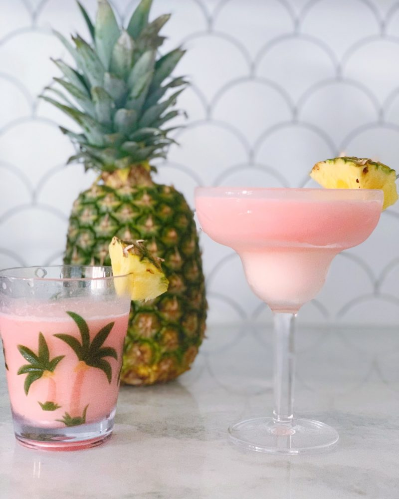 chi chi drink mexico chichi recipe with coconut milk and pineapple and grenadine