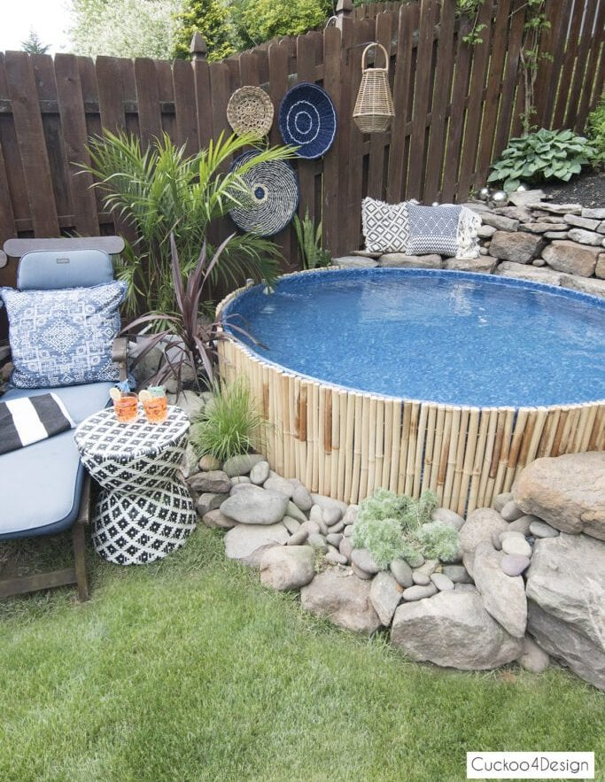 Cuckoo 4 Design Stock Tank Pool With Pool Liner