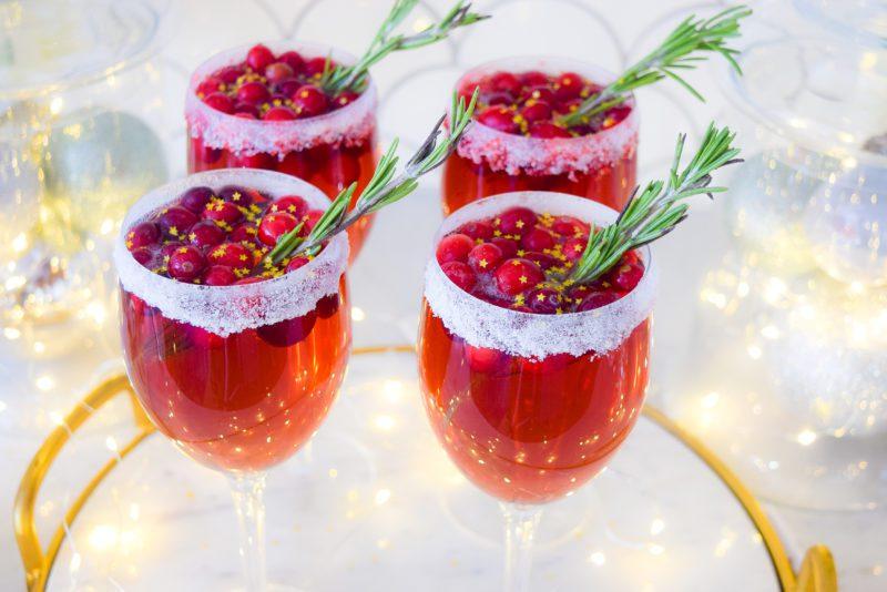 drinks to make on christmas