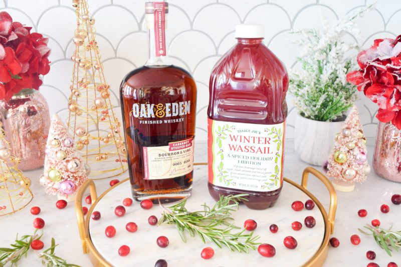 winter wassail trader joe's