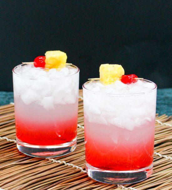 easy drink recipes bikini martini cocktail