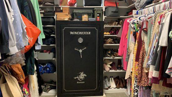 master closet renovation one room challenge