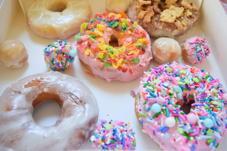 How do you make old fashioned donuts from scratch?