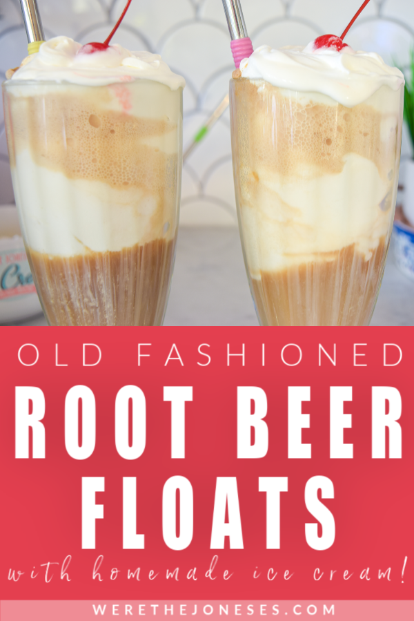 old fashioned root beer float recipe