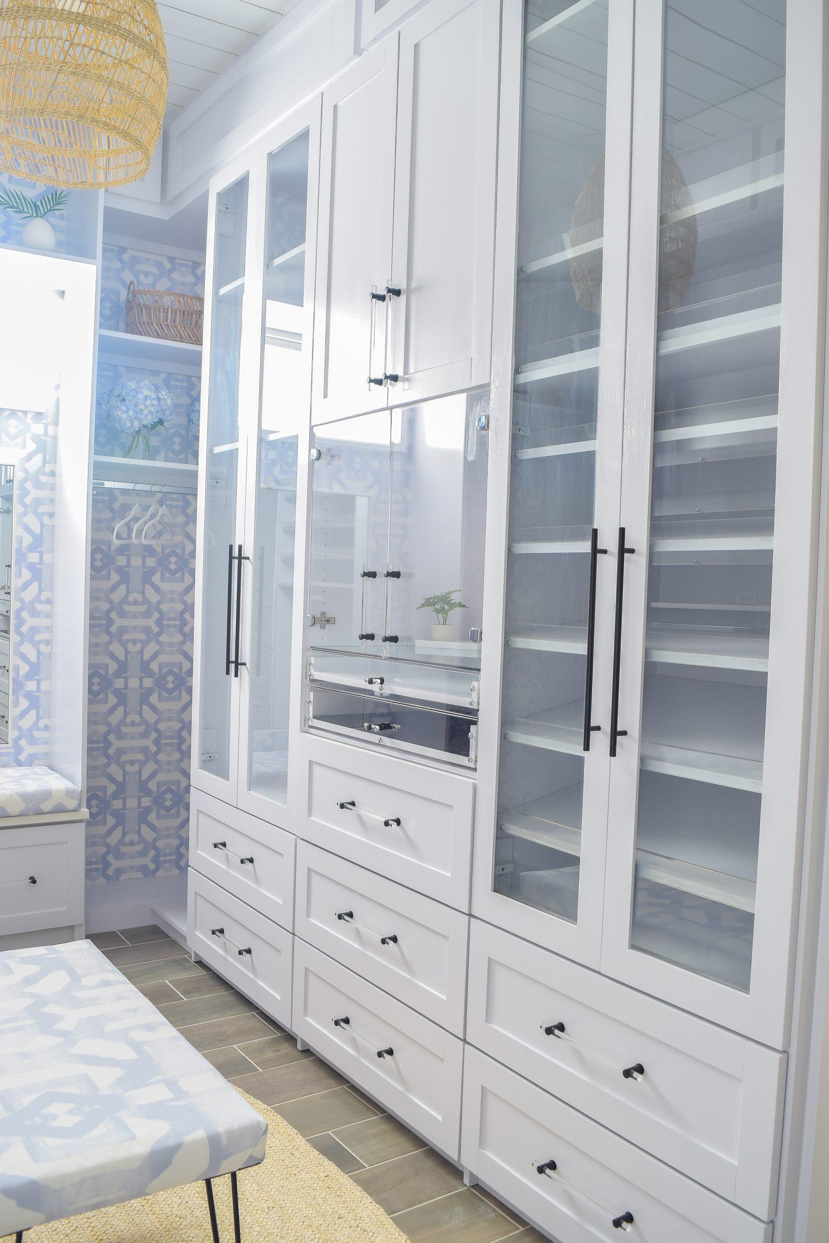 Best walk in closet storage ideas