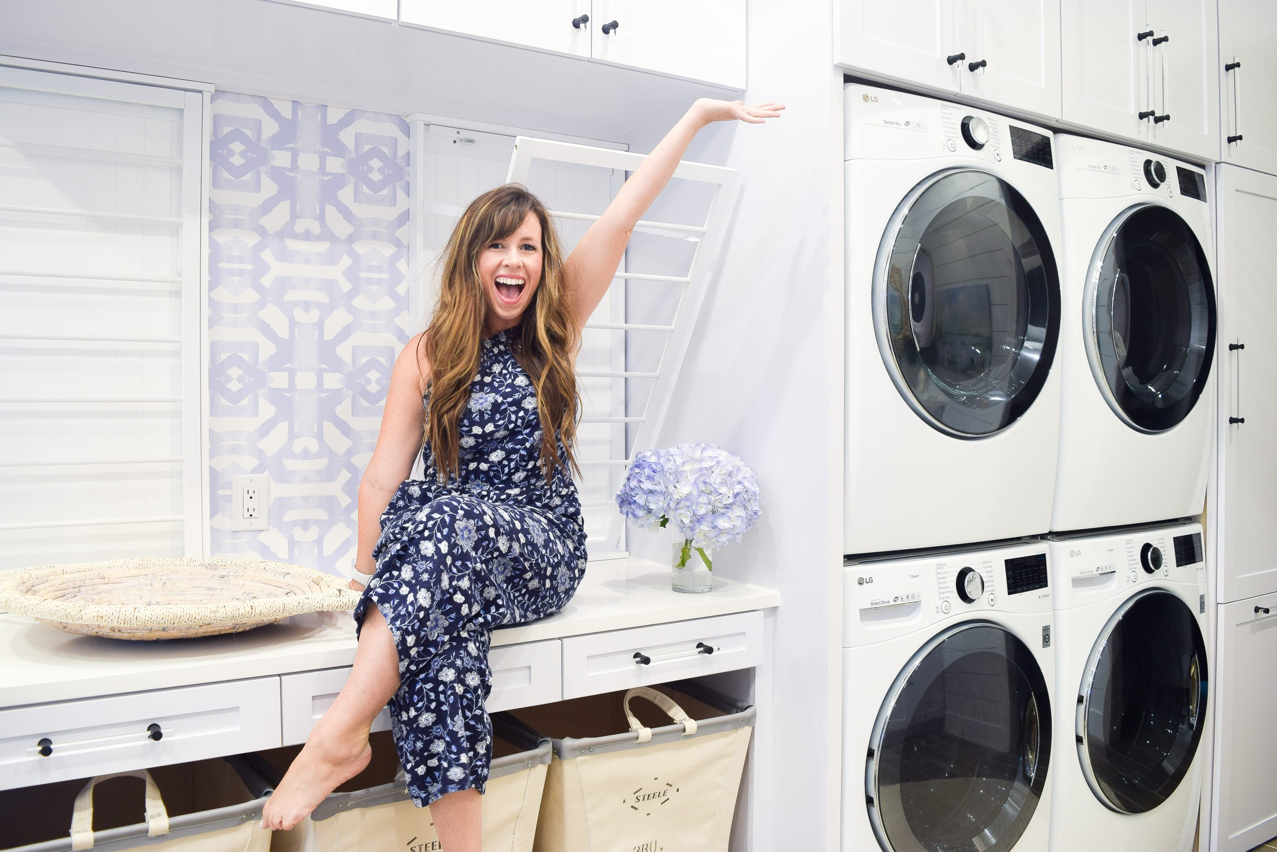 Large laundry room pictures & ideas