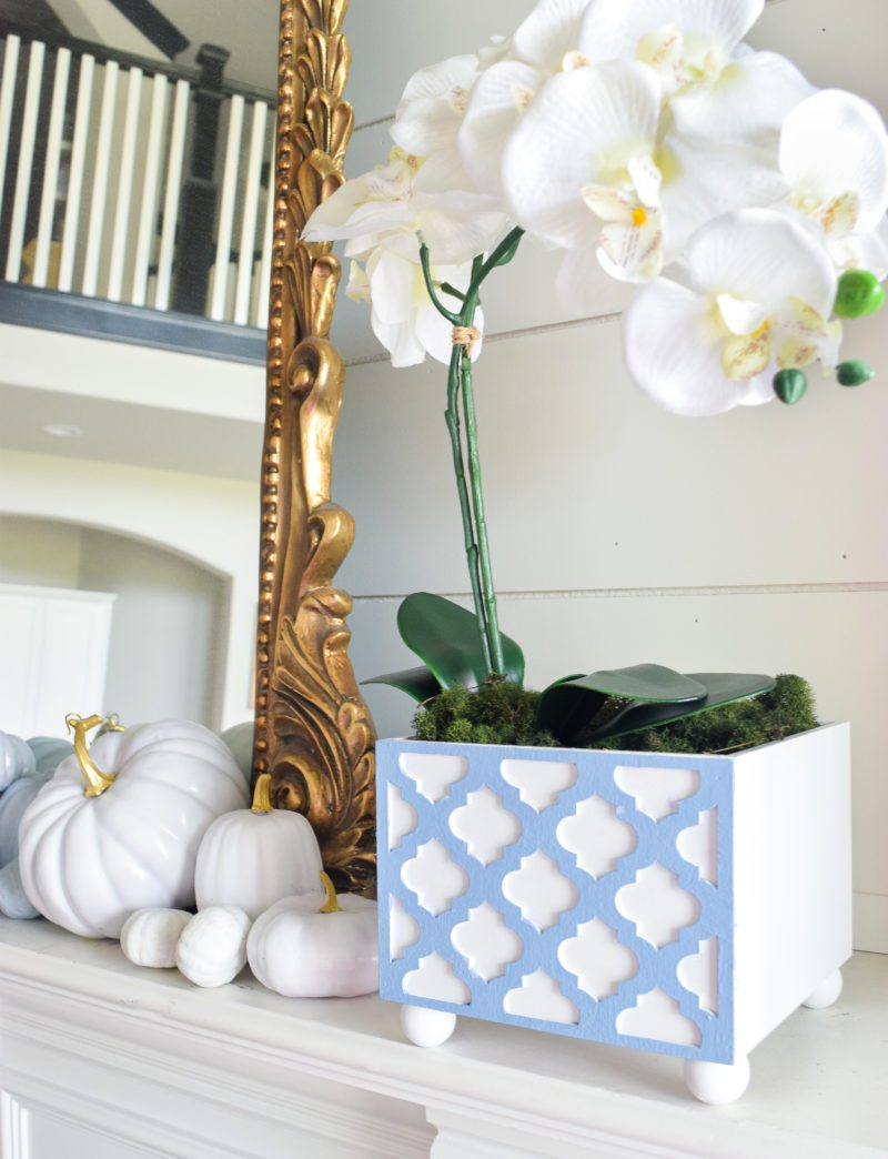 Beautiful fall mantel decorating ideas