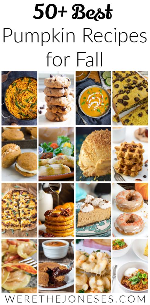 pumpkin recipes to make at home