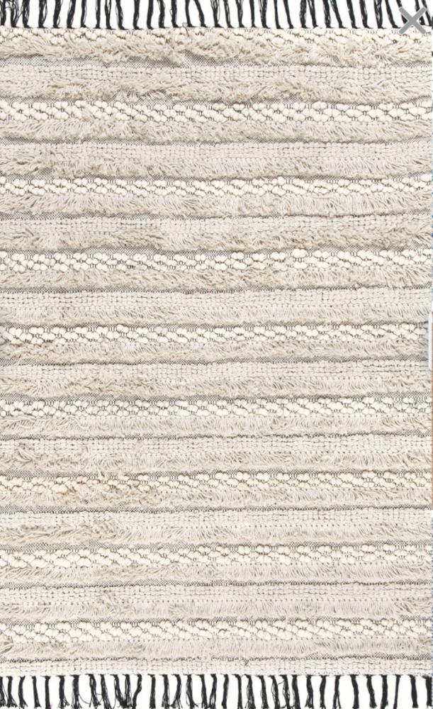 boho coastal style rug