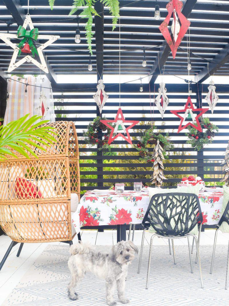 Festive Holiday Brunch Christmas Decor
