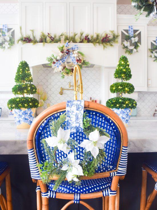 christmas kitchen decor pinterest